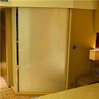 防水雾化玻璃淋浴房隔断