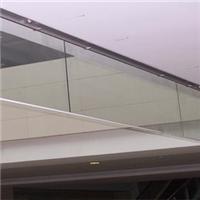 成都刚性挡烟垂壁玻璃型定制