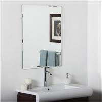 无框浴室镜仿水镜子