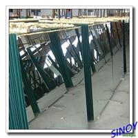 批发优质2mm-8mm浮法铝镜 银镜加工 镜子定制工厂