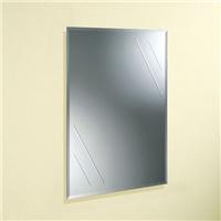 工厂直销精致简约耐腐蚀防氧化高清防水无框浴室镜