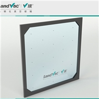 隔音窗用8mm全钢化真空玻璃