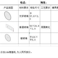 深圳采购-光学玻璃