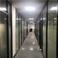 鋼化裝飾墻辦公室玻璃隔斷窗
