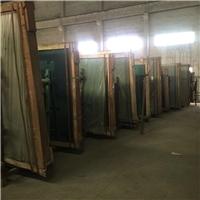 库存翡翠绿镀膜玻璃