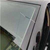 汽车玻璃裂缝 石子砸的 牛眼修复