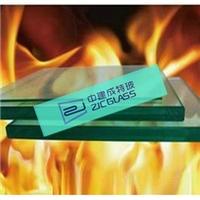 四川省防火玻璃烧检实验一次性通过