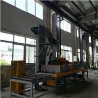 不锈钢型材处理喷砂机通过式抛丸机