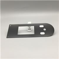 厂家供应/3-5mm黑丝电子丝印玻璃