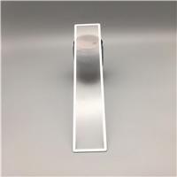 3.2白色丝印布纹灯具玻璃