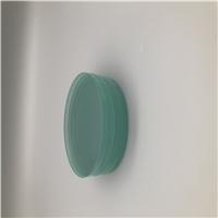 供应5mm圆形灯具玻璃,透明灯具钢化玻璃