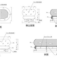 北京采购-双曲鱼缸