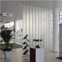 重庆U型玻璃厂家房间隔断规格加工
