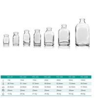 模制瓶 西林瓶 玻璃瓶 泰信牌