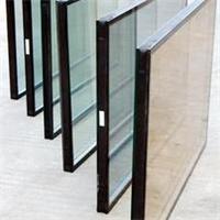 5+12+5双钢中空玻璃