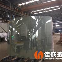 佳成弯钢玻璃供应