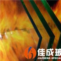 江苏佳成6-15单片铯钾防火玻璃