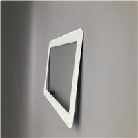 厂家定制小尺寸钢化玻璃,小家电触摸钢化面板玻璃