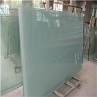 浴室喷砂玻璃防雾墙隔断门浴室门卫生间门钢化蒙砂玻璃