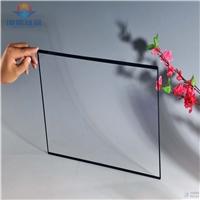 厂家直销防眩光AG钢化玻璃,防反光玻璃,户外显示屏玻璃