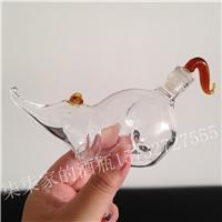 100ml小老鼠造型玻璃酒瓶创意鼠型泡酒器
