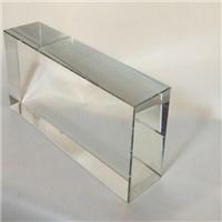 水晶玻璃砖 实心玻璃砖 热熔玻璃砖