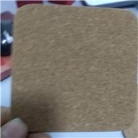 软木杯垫 软木垫 印刷logo垫片厂家生产