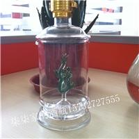 异形玻璃龙酒瓶创意龙形泡酒器个性玻璃i酒瓶
