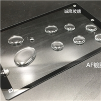 AF玻璃 防指纹玻璃 防油污玻璃厂家