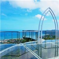 彩釉玻璃机生产工艺
