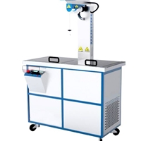玻璃模制注射剂瓶耐热冲击试验机