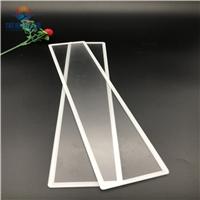 供应白色丝印洗墙灯玻璃,3mm洗墙灯钢化玻璃