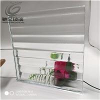 热熔玻璃压花玻璃厂家