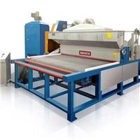 全自动玻璃喷砂机 海鑫玻璃机械实力品牌制造
