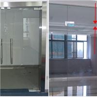 上海长宁区定做钢化玻璃屏风隔断