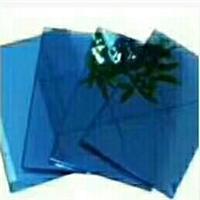 8厘海洋蓝透明玻璃