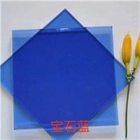 秦皇岛采购-宝石蓝玻璃