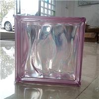 广州卓越特种玻璃彩色空心彩色玻璃砖