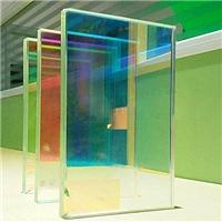广州卓越特种玻璃炫彩玻璃变色玻璃