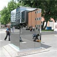 广州卓越特种玻璃单向透视玻璃