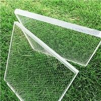 广州卓越特种玻璃夹层钢化防滑玻璃