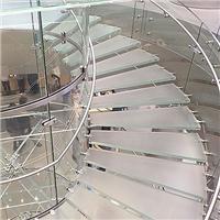 广州卓越特种玻璃防滑钢化玻璃