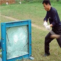 广州卓越特种玻璃防弹钢化玻璃