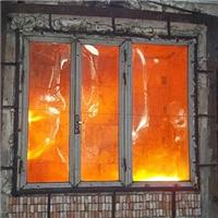 广州卓越特种玻璃防火钢化玻璃