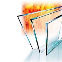 广州卓越特种玻璃夹胶钢化防火玻璃