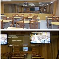 教学录播室单面可视镜 观摩单透玻璃