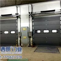 上海食品冷链物流标配的保温滑升门
