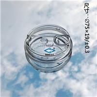 高硼硅玻璃水表盖 异形玻璃器件