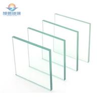 广东AR超白玻璃厂直销1mm2mm3mm4mm8mm厚超白钢化玻璃