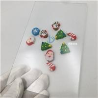 诚隆专业加工液晶AG钢化玻璃面板 高清眩光液晶显示屏
